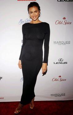 5b007e23854ab Irina Shayk – 2015 Sports Illustrated Swimsuit Issue Celebration in NYC  Irina Shayk Style