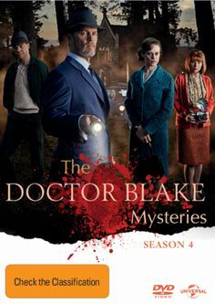 "S4 $30 @ the ABC Shop (pre-order)  ""Dr Lucien Blake returns home to find Ballarat hosting a very public stopover in a round - Australia motor race - and a very suspicious death. CAST: Craig McLachlan, Nadine Garner and Anna McGahan"""