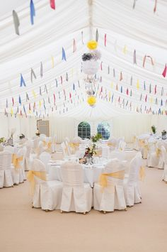 colourful marquee wedding - Read more on One Fab Day: http://onefabday.com/knockniny-country-house-wedding-by-eden-photography/