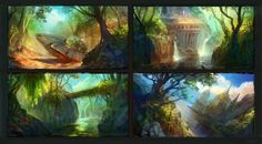 by Real-SonkeS  http://real-sonkes.deviantart.com/art/environment-study-03-308882141?q=gallery%3Areal-sonkes%2F25328714=5