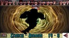 Etruschi Football Americano Livorno ASD - Campionato 00/01- 21/10/00 - Etruschi Vs Barbari (19-0)