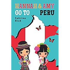 #Book Review of #HannahandAmyGotoPeru from #ReadersFavorite - https://readersfavorite.com/book-review/hannah-and-amy-go-to-peru  Reviewed by Alyssa Elmore for Readers' Favorite  What do you call someone from Peru? What kind of animals do they have there? Do they speak English or another language? Hannah and Amy Go To Peru (Hannah and Amy Go To Series) by Sabrina Rizk is a non-fiction children's book about two sisters that travel around the world with their parents....