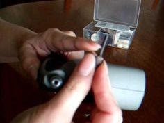 Dremel-Stylus how to- change a tool-tip dscf9080.AVI - YouTube