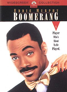 Boomerang DVD 2002 NEW FACTORY SEALED FREE SHIPPING TRACKING CONT US