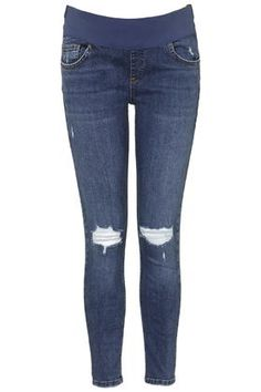 MATERNITY MOTO Jamie Ripped Jeans - Maternity - Clothing - Topshop