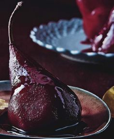 Some blokes have 'lucky underpants', I have 'lucky dishes'. French uber-chef, Paul Bocuse's red wine poached pears used to be one of mine. Then, staying in a mate's cowshed in Switzerland I gave the recipe a spin using mulled wine. Perfect - especially when you add melty super-ripe Brie. It's like a dessert and cheese course all in one! http://www.bestofcook.com/2014/06/how-to-cook-mulled-wine-pears.html