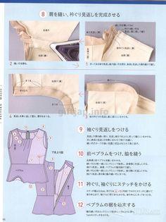 Моделирование по книге Томоко Накамичи