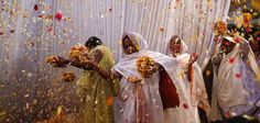 Festival of Colours in India -   26/03/2013