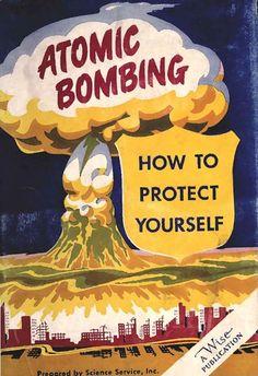 Gotta love Cold War Era propaganda. Advertising at its best!