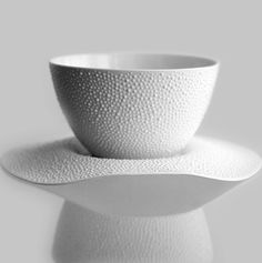 Dauw plate & bowl, Frank Claesen for Studio Pieter Stockmans