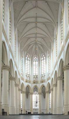 Hooglandse kerk, Leiden Netherlands