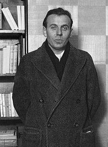 Louis-Ferdinand Céline (1894-1961).