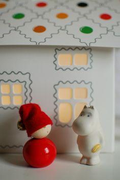 mint in the middle: jouluinen muumimaailma ♥ christmassy moominland