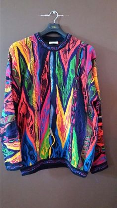 Coogi men's sweater BEAUTIFUL COLORS in Austell, GA (sells for $275)