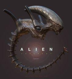 @victorinvictus Alien Covenant Tribute