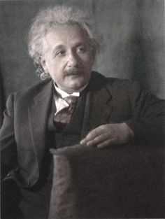 """Albert Einstein - """"Anyone who doesn't take truth seriously in small matters cannot be trusted in large ones either."""""""