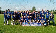 FC Dynamo Holany - mistr ligy 2015 #soccer #champion #t-shirt #fotbal