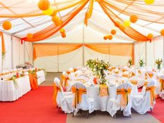 Buy wedding hall by on PhotoDune. an image of tables setting at a luxury wedding hall Luxury Wedding, Elegant Wedding, Fall Wedding, Wedding Reception, Wedding Venues, Dream Wedding, Wedding Tables, Marquee Hire, Marquee Wedding