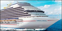 Carnival Cruise Lines - Carnival Breeze ™ Cruise Ship Details