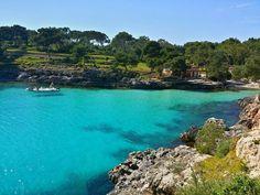 Mallorca. Cala Mitjana by Turhanov Mitat