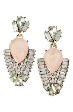 In love with these dazzling statement earrings that are sure to standout.