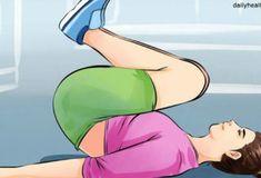 Делайте эту зарядку каждый день — и начнете худеть на 3 кило в неделю!