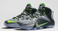 Nike Lebron 12 'Dunk Force'