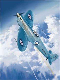 Spitfire Prototype by Lucio Perinotto