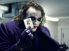 """""""Here's my card.""""   Man, the screenplay for """"The Dark Knight"""" is an all-time favorite."""