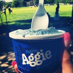 Im an aggie! :) #yummy #aggies #UofU #logan