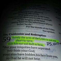 Isaiah 59:1
