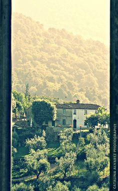 Tobbiana - Tuscany. I love Tuscany!