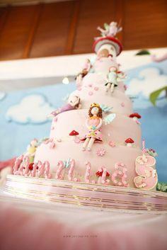 "Photo 13 of 21: Fairyland / Birthday ""Cami's 5th Birthday"" | Catch My Party"