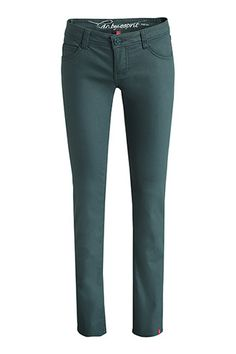 Pantalon stretch enduit