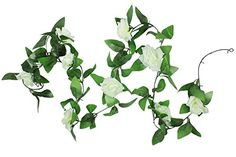 niceeshop(TM) Green Atificial Hanging Vine Silk Rose Flower Garland Home Garden Wall Decoration niceEshop http://www.amazon.co.uk/dp/B00M90T8XY/ref=cm_sw_r_pi_dp_Ps.jvb0GHPC5N
