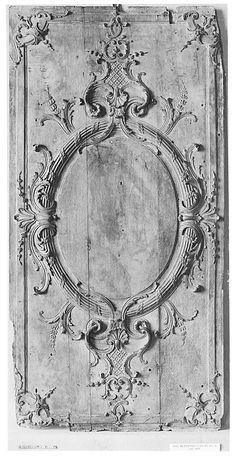 IDEA -  board panel...damask stencil on joint compound....something decoupaged in center or mirror...painted or leave white