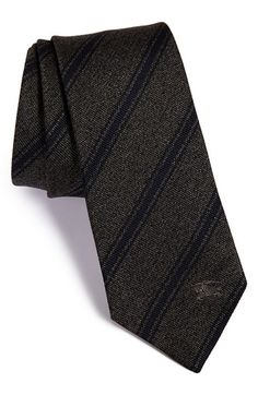 Burberry London 'Manston' Stripe Silk Tie | Nordstrom