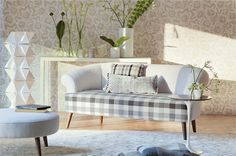 Designers Guild Stitch sofa