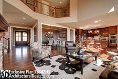 Home Theater, In-Law Suite, 2nd Floor Master Suite, Butler Walk-in Pantry, Den/Office/Library, Jack & Jill Bath