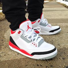 Fire Red 3's