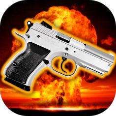#NEW #iOS #APP Gun Shot - Sounds Simulator - Kwan Auitrakul