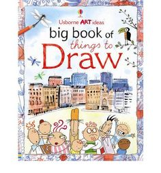 Full of techniques, materials, methods and ideas for any drawing project this book is perfect for budding artists of any age. Learn to draw people, animals, objects and scenes using a variety of different materials by following the clear and simple step-by-step instructions and illustrations.