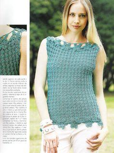Para Tí Crochet Nº 07 - Melina Crochet - Picasa Web Albums