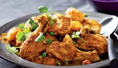 Oven-baked chicken curry - A Cape Malay-style curry. South African Recipes, Ethnic Recipes, Chicken Specials, Simply Recipes, Simply Food, Cook Up A Storm, Curry Dishes, Oven Baked Chicken, Recipe Search