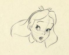 Alice Original Illustration