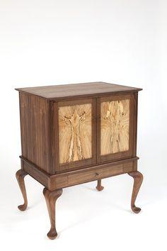 Furniture Design - Dig that spalted wood!