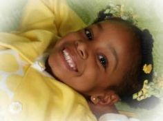 Precious little Jhessye Shockley, who vanished in October 2011 in Phoenix, AZ.  Local law enforcement is searching landfills in the state for her remains, as they are certain that she was murdered by her mother.