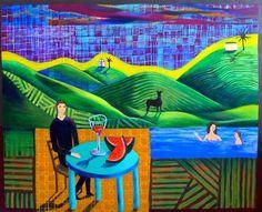 Caroline Krabbe Andalusian idyll www.carolinekrabbe.com
