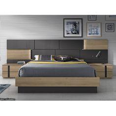 Dormitorios de Matrimonio Modernos Glicerio chaves| Muebles Valencia ®