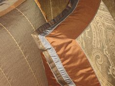 Southampton, Brooklyn and Manhattan Custom Cushions